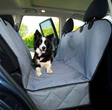 Car Back Seat Protector & Hammock for Dogs