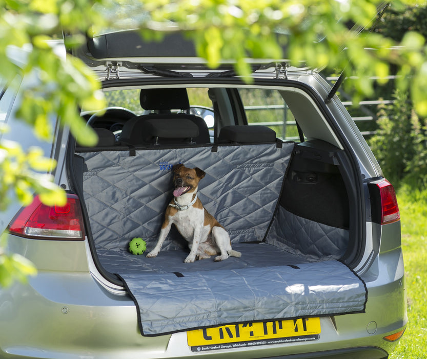 Car Boot & Bumper Protector for Dogs