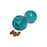 BioSafe Germ Smart Puppy Treat Dumbbell Toy