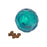 BioSafe Germ Smart Puppy Treat Ball Toy