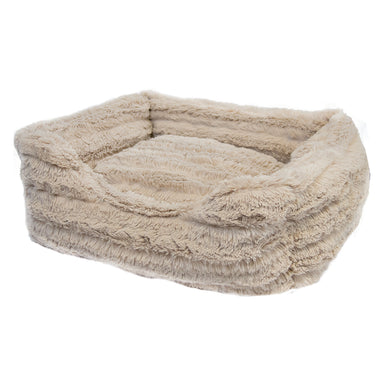 Teddy Hugs Softie Dog Bed