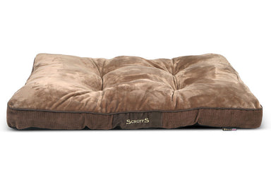 Chester Dog Bed Mattress in Brown