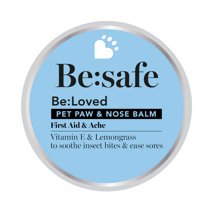 Be Safe Paw and Nose Balm