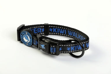 Kiwi Walker Dog Collar - Blue