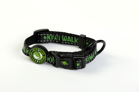Kiwi Walker Dog Collar - Lime