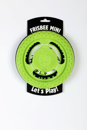 Kiwi Walker Mini Frisbee - Lime