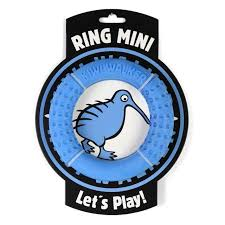 Kiwi Walker Mini Ring - Blue