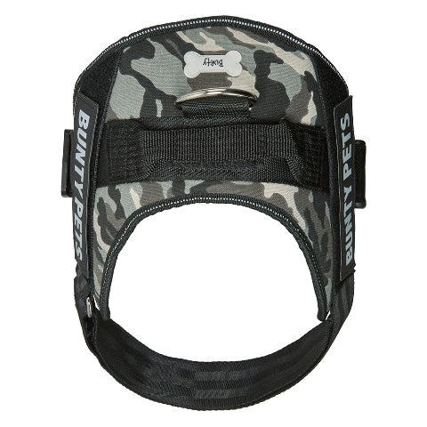 Strong/Car Dog Harness - Camo