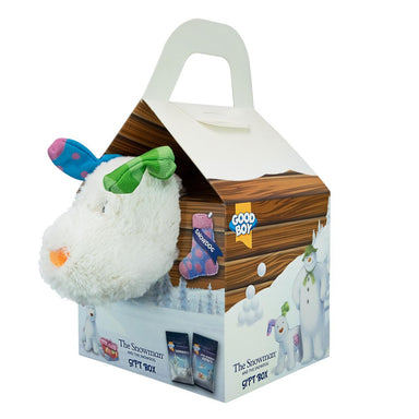 The Snowman Snowdog Gift Box