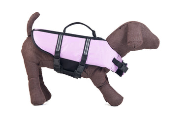 Dog Life Jacket in Purple