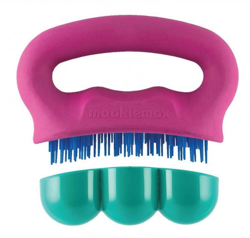 MookieMAX Brush and Massager for Large Dogs