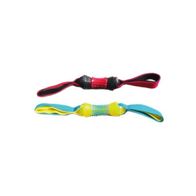 Puppy Teether Textured Tug Toy