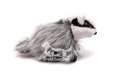 Wild Badger Soft Plush Dog Toy