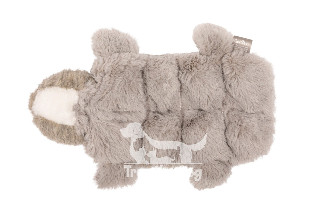 Wild Rabbit Multi-squeak Dog Toy