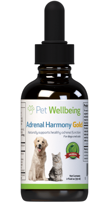 Adrenal Harmony Gold for Dogs - Cortisol Support