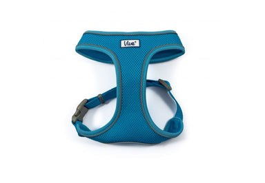 Comfort Harness/Car Harness for Dogs in Blue
