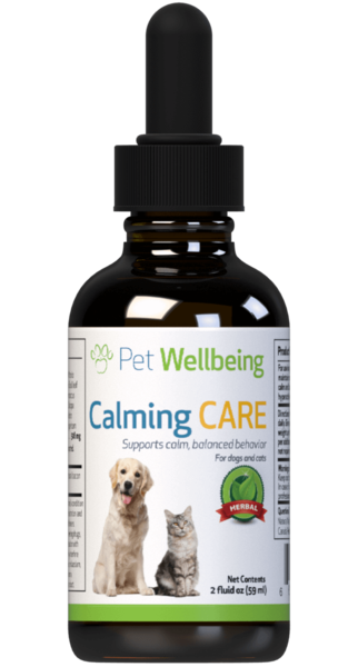 Dog Wellbeing Calming Care for Dog Stress and Behaviours 2oz