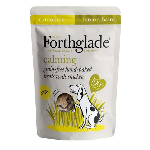 Forthglade  Calming Dog Treats with Chicken, Camomile & Lemon balm
