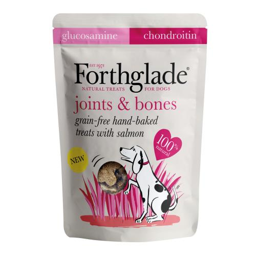 Forthglade Dog Treats with Salmon for Joints & Bones