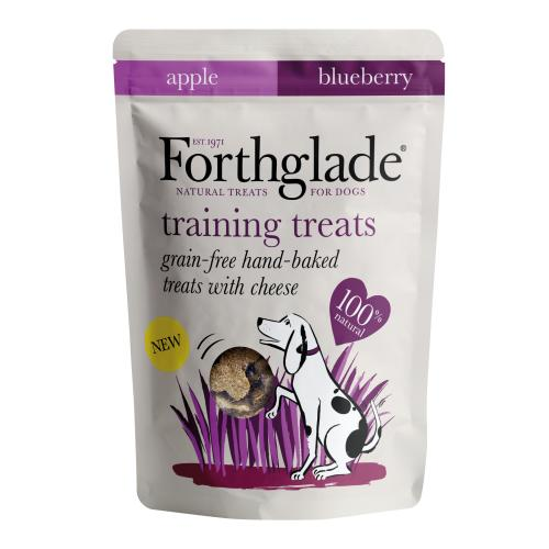 Forthglade Dog Training Treats with Cheese, Apple & Blueberry