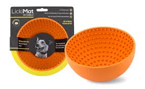 Lickimat Wobble for Dogs