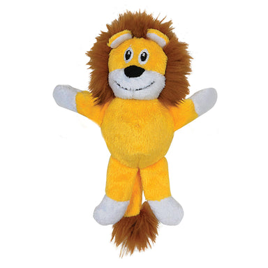 Tiny Tuff Lion Dog Toy