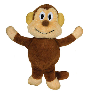 Tiny Tuff Monkey Dog Toy