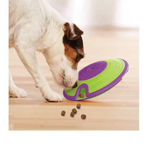 Dog Maze Treat Dispensing Dog Toy Feeder