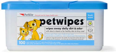 Pet wipes for dogs 100 Pack