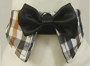 Doggie Bowtie- Plaid