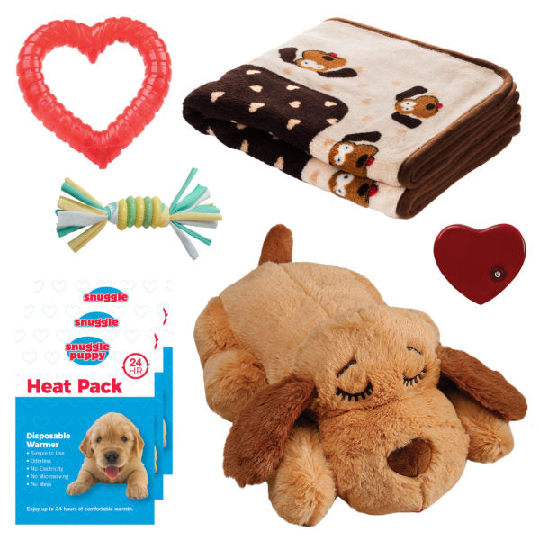 Snuggle Puppy - New Puppy Starter Kit