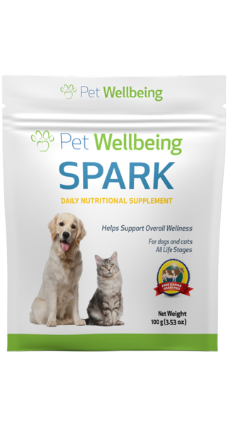Spark Daily Nutritional Supplement for Dogs