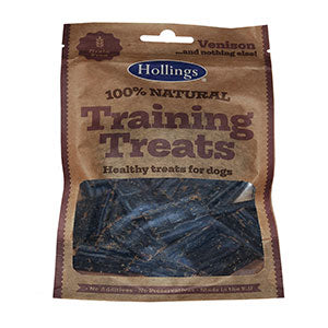 Venison Natural Dog Training Treats