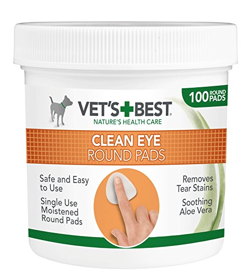 Clean Eye Round Pads