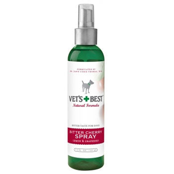Bitter Cherry Chew Deterrent Spray for dogs