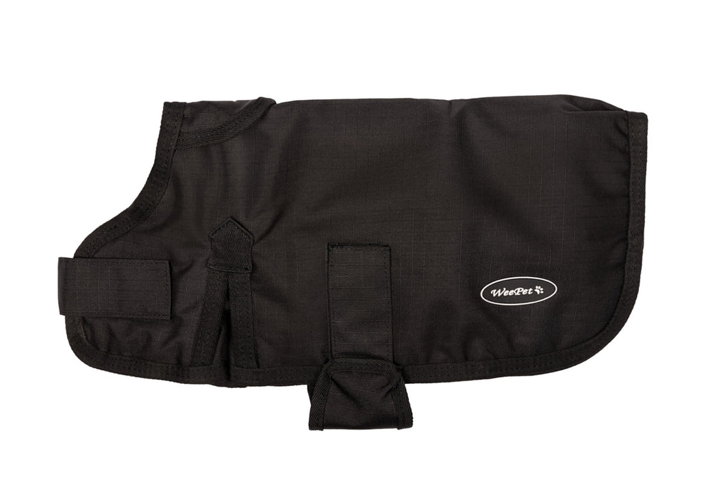 Waterproof Dog Coat in Black | All Seasons | Treat Your Dog