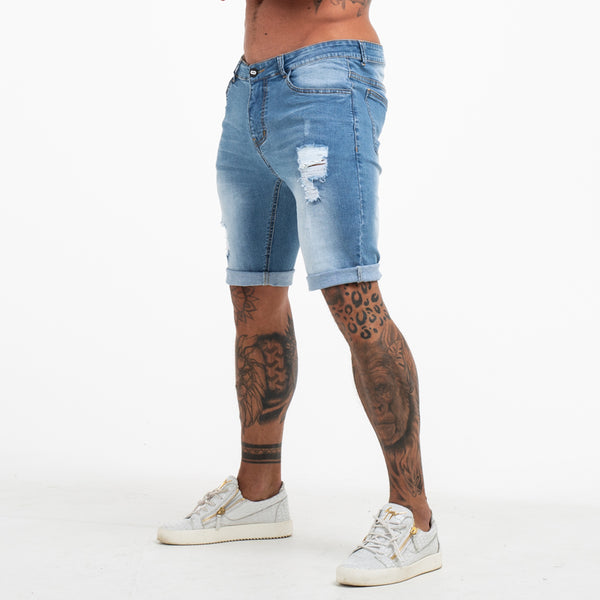 Brooklyn Shorts - Light Blue