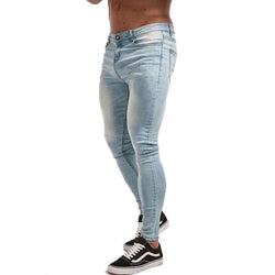 Muscle Fit - Light Blue Jeans Originals