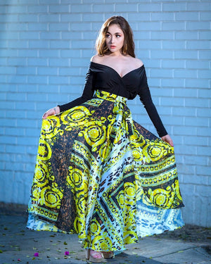 Queen of The Jungle Skirt