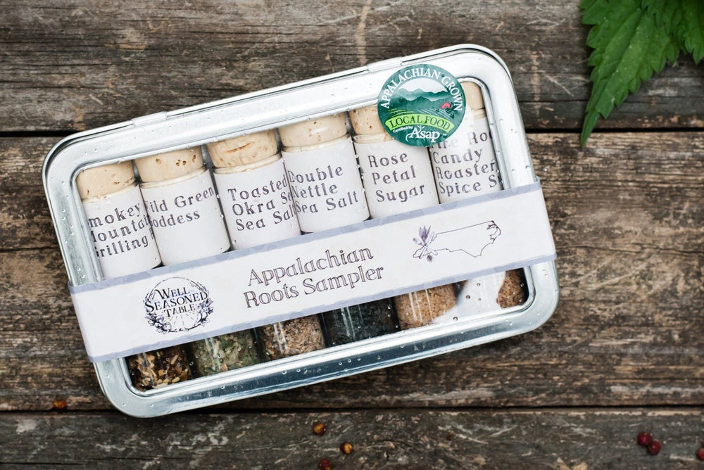 Appalachian Roots Sampler Tin from Well Seasoned Table
