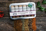 World Seasonings Sampler Tin from Well Seasoned Table