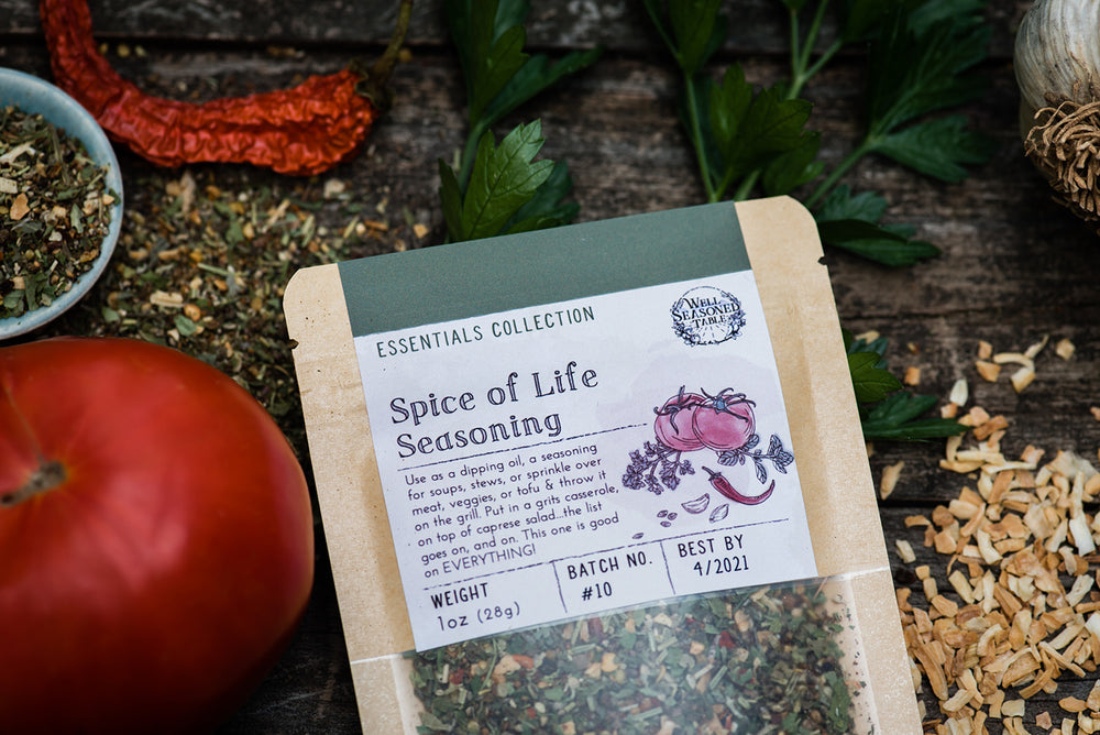 "Spice of Life (AKA ""Everything Seasoning"") from Well Seasoned Table"