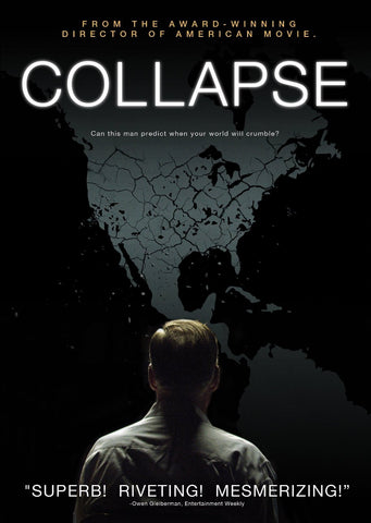 Collapse by Michael Ruppert (DVD)
