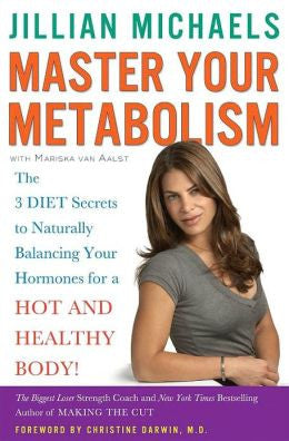 Master Your Metabolism by Jillian Michaels (Hardcover)