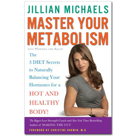 Master Your Metabolism by Jillian Michaels (Paperback)