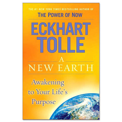 A New Earth by Eckhart Tolle (Book)