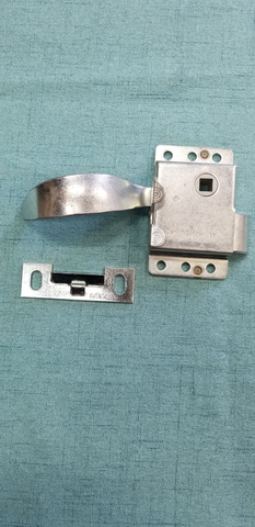 Inside Locking Latch & Handle