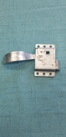 Inside Non-locking Latch and Handle