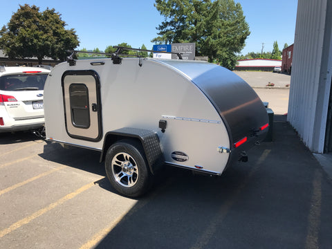 5x10' Teardrop Trailer (Custom)