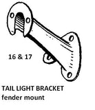 Tail Light Bracket (Fender Mount)